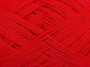 Fiber Content 67% Cotton, 33% Polyamide, Red, Brand Ice Yarns, Yarn Thickness 2 Fine Sport, Baby, fnt2-67373