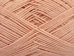 Fiber Content 67% Cotton, 33% Polyamide, Powder Pink, Brand Ice Yarns, Yarn Thickness 2 Fine Sport, Baby, fnt2-67380