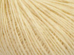 İçerik 66% Merino Yün, 34% Organik Pamuk, Brand Ice Yarns, Cream, Yarn Thickness 3 Light DK, Light, Worsted, fnt2-67382