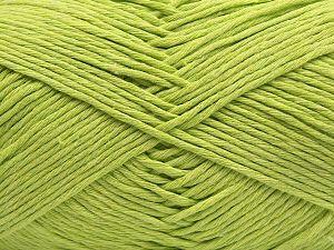 Fiber Content 100% Cotton, Light Green, Brand Ice Yarns, fnt2-67443