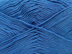Fiber Content 100% Cotton, Brand Ice Yarns, Blue, fnt2-67446