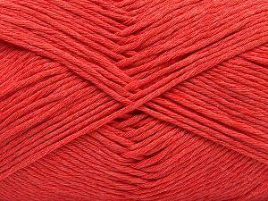Fiber Content 100% Cotton, Brand Ice Yarns, Dark Salmon, fnt2-67453