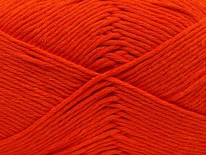 Fiber Content 100% Cotton, Orange, Brand Ice Yarns, fnt2-67454