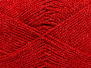 Fiber Content 100% Cotton, Red, Brand Ice Yarns, fnt2-67456