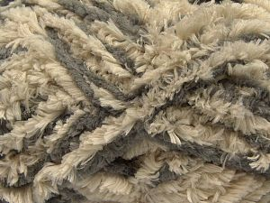 Fiber Content 100% Micro Fiber, Light Grey, Brand Ice Yarns, Ecru, fnt2-67511
