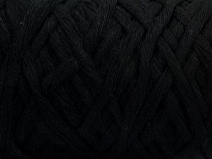 Fiber Content 100% Cotton, Brand Ice Yarns, Black, fnt2-67520