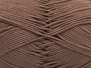 Fiber Content 100% Mercerised Giza Cotton, Brand Ice Yarns, Camel, fnt2-67547
