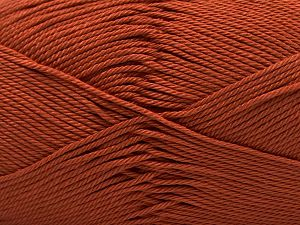 Fiber Content 100% Mercerised Giza Cotton, Brand Ice Yarns, Copper, fnt2-67548