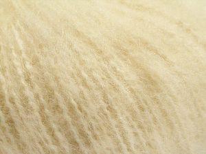İçerik 65% Akrilik, 35% Tiftik, Brand Ice Yarns, Ecru, fnt2-67601