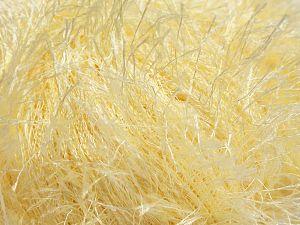 Fiber Content 100% Polyester, Light Yellow, Brand Ice Yarns, fnt2-67711