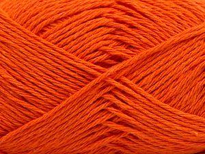İçerik 50% Pamuk, 50% Akrilik, Orange, Brand Ice Yarns, fnt2-67760