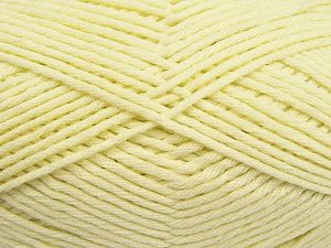 Fiber Content 50% Acrylic, 50% Nylon, Light Yellow, Brand Ice Yarns, fnt2-67776