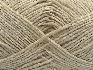 İçerik 50% Pamuk, 50% Akrilik, Brand Ice Yarns, Ecru, fnt2-67904