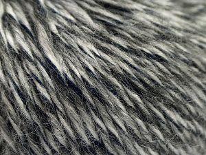 İçerik 70% Akrilik, 30% Yün, Brand Ice Yarns, Grey Shades, Black, fnt2-67912
