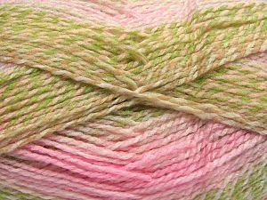 Fiber Content 100% Acrylic, White, Light Pink, Brand Ice Yarns, Green, Camel, Beige, fnt2-67940