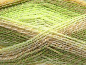 Fiber Content 100% Acrylic, Yellow, Brand Ice Yarns, Green Shades, Camel, fnt2-67942
