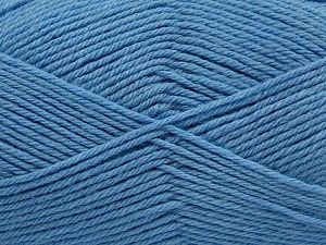 İçerik 65% Yün, 20% Akrilik, 15% Polyamid, Brand Ice Yarns, Baby Blue, fnt2-68026