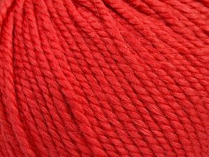 Fiber Content 50% Premium Acrylic, 25% Wool, 25% Alpaca, Brand Ice Yarns, Dark Salmon, fnt2-68079