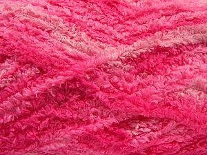 Fiber Content 100% Micro Fiber, Pink Shades, Brand Ice Yarns, fnt2-68183