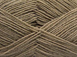 Fiber Content 75% Superwash Wool, 25% Polyamide, Mink, Brand Ice Yarns, fnt2-68184