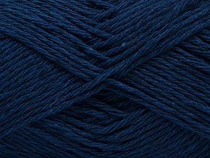 İçerik 50% Akrilik, 50% Pamuk, Navy, Brand Ice Yarns, fnt2-68268