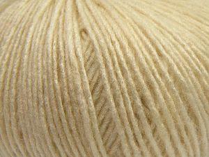 İçerik 60% Akrilik, 40% Yün, Brand Ice Yarns, Cream, fnt2-68367