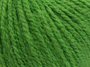 Fiber Content 50% Acrylic, 47% Polyamide, 3% Elastan, Brand Ice Yarns, Green, fnt2-68373