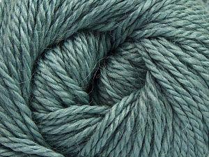 Fiber Content 45% Alpaca, 30% Polyamide, 25% Wool, Light Indigo Blue, Brand Ice Yarns, fnt2-68415