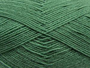Contenido de fibra 60% Lana Merino, 40% Acrílico, Light Green, Brand Ice Yarns, fnt2-68440