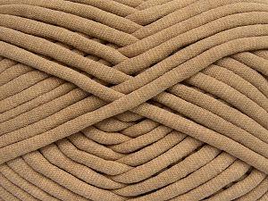 Fiber Content 60% Polyamide, 40% Cotton, Brand Ice Yarns, Beige, fnt2-68501