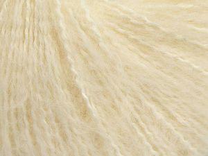 İçerik 45% Akrilik, 43% Yün, 12% Polyester, Brand Ice Yarns, Ecru, fnt2-68593