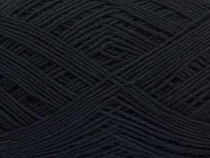 Fiber Content 100% Cotton, Brand Ice Yarns, Black, fnt2-68602
