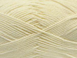 Fiber Content 60% Bamboo, 40% Polyamide, Brand Ice Yarns, Cream, fnt2-68638