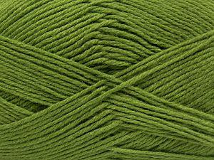 Fiber Content 60% Bamboo, 40% Polyamide, Brand Ice Yarns, Green, fnt2-68643