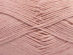 İçerik 60% Bambu, 40% Polyamid, Brand Ice Yarns, Baby Pink, fnt2-68649
