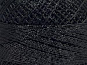 Fiber Content 100% Acrylic, Brand Ice Yarns, Black, fnt2-68652