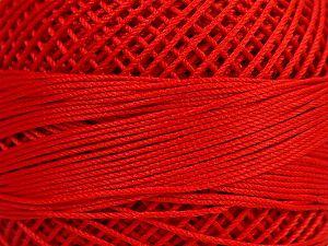 Fiber Content 100% Acrylic, Red, Brand Ice Yarns, fnt2-68682