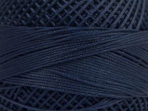 Fiber Content 100% Acrylic, Brand Ice Yarns, Dark Navy, fnt2-68685