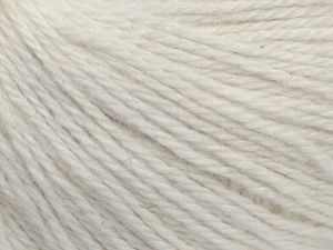 Fiber Content 45% Polyamide, 30% Viscose, 15% Kid Mohair, 10% Baby Alpaca, White, Brand Ice Yarns, fnt2-68703