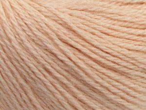 Fiber Content 45% Polyamide, 30% Viscose, 15% Kid Mohair, 10% Baby Alpaca, Light Salmon, Brand Ice Yarns, fnt2-68716