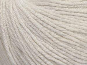 Fiber Content 45% Polyamide, 30% Viscose, 15% Kid Mohair, 10% Baby Alpaca, White, Brand Ice Yarns, fnt2-68732