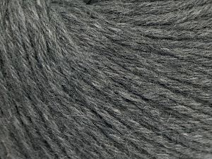 Fiber Content 45% Polyamide, 30% Viscose, 15% Kid Mohair, 10% Baby Alpaca, Brand Ice Yarns, Grey, fnt2-68733