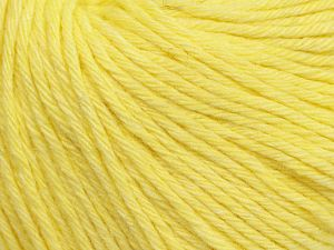 Fiber Content 45% Polyamide, 30% Viscose, 15% Kid Mohair, 10% Baby Alpaca, Yellow, Brand Ice Yarns, fnt2-68739