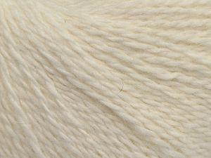 Fiber Content 40% Polyamide, 40% Angora, 20% Cashmere, White, Brand Ice Yarns, fnt2-68754