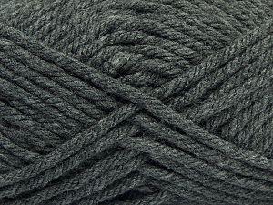 Fiber Content 100% Acrylic, Brand Ice Yarns, Grey, fnt2-68796