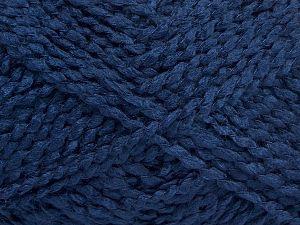 İçerik 70% Akrilik, 30% Pamuk, Brand Ice Yarns, Dark Navy, fnt2-68799