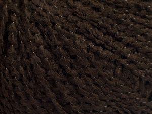 Vezelgehalte 100% Acryl, Brand Ice Yarns, Coffee Brown, fnt2-68806