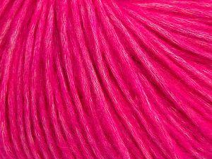 Fiber Content 64% Cotton, 22% Alpaca Superfine, 14% Wool, Pink, Brand Ice Yarns, fnt2-68960