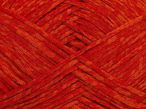 İçerik 72% Pamuk, 28% Polyamid, Orange Shades, Brand Ice Yarns, Yarn Thickness 3 Light DK, Light, Worsted, fnt2-68973