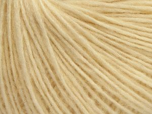 İçerik 66% Merino Yün, 34% Organik Pamuk, Brand Ice Yarns, Cream, fnt2-68980
